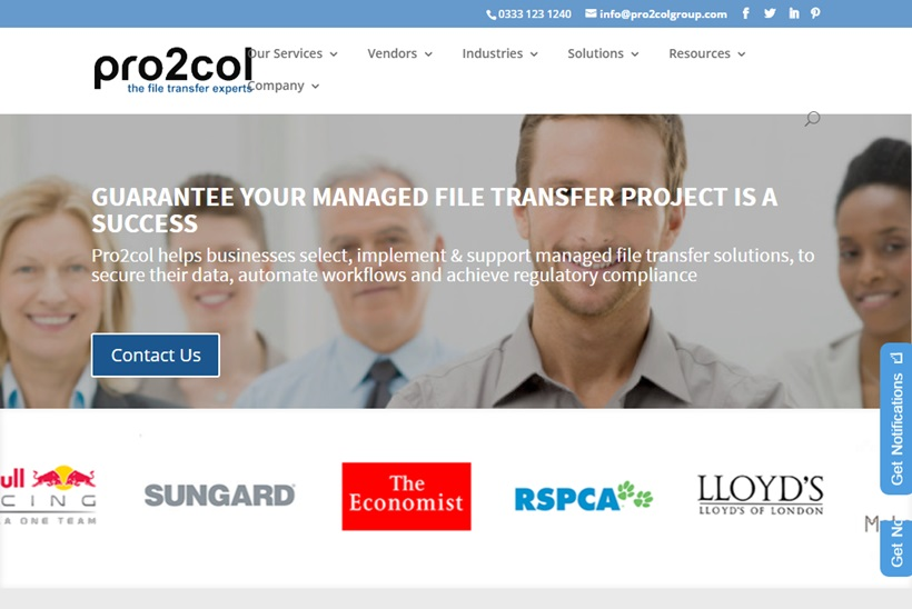 IT Management Software Company Ipswitch Makes File Transfer Experts Pro2col First UK File Transfer Training Centre
