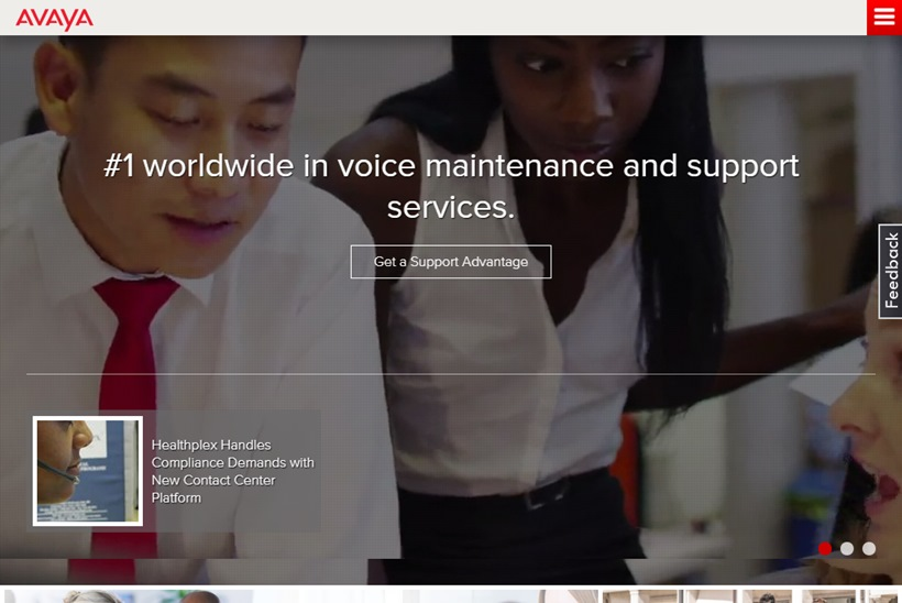 Customer Engagement Technologies Provider Avaya Announces Launch of 'Powered by Avaya'