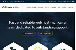 UK Web Hosting Nimbus Hosting Launches Control Panel for Agencies and Developers